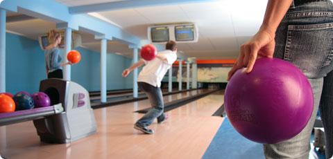 bowling, herna